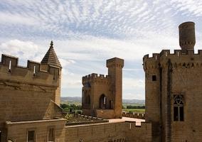 Entorno Castillo Olite