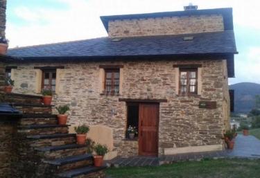 A Vilapena - Casa Carballeira - Ribadeo (Casco Urbano), Lugo
