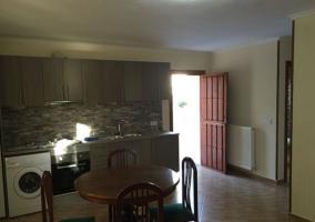 Apartamento 1 Salón-cocina