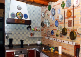 Interior cocina