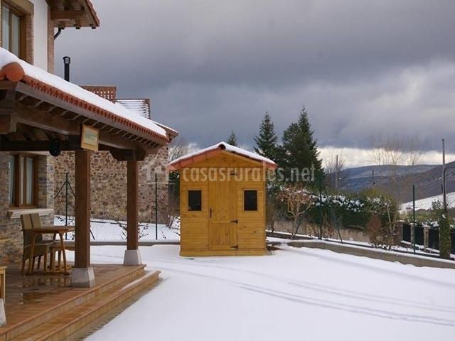 Casa rural bosque azul en el rasillo la rioja - Casas rurales logrono ...