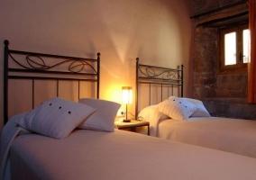 Plana de Vic dormitorio doble