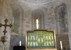 retablo del  Santuario san mig