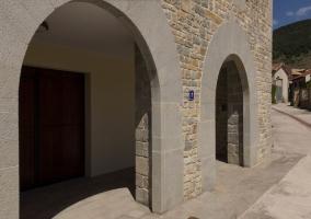 Exterior puerta