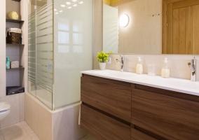 baño principal cortea I