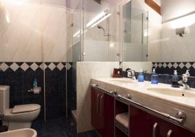 baño compartido de cortea II