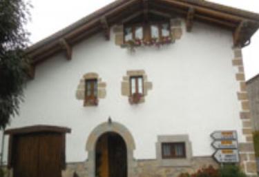 Venta Aranzadi - Latasa (Imoz), Navarra