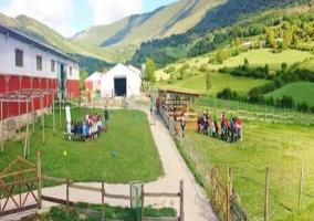 Entorno granja escuela