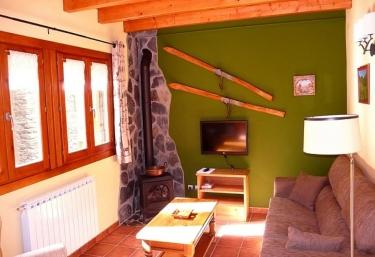 Apartamento Saloria - Areu, Lleida