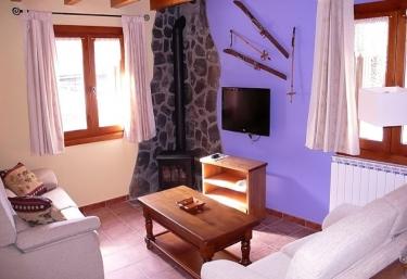 Apartamento Baiau - Areu, Lleida