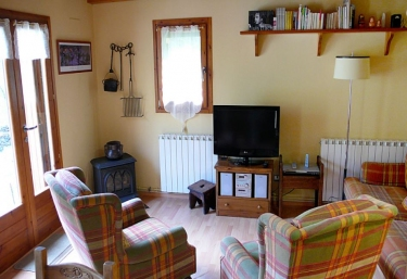 Apartamento Corral Moliner - Areu, Lleida