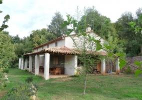 Casa Venera - Castaño Del Robledo, Huelva