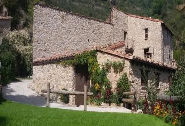 Moli de Can Coll - Campelles, Girona
