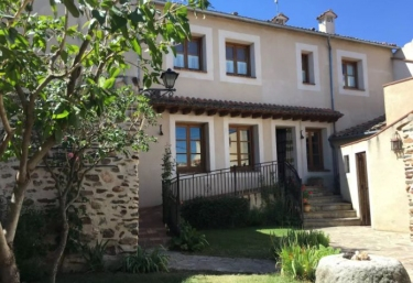 Casa rural Cuesta Grande - Domingo Garcia, Segovia