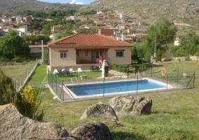 Casa Rural El Chorrito