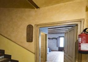 Interior El Mochuelo