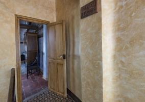 Interior dormitorio Las Palomas