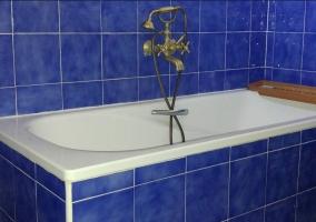 Aseo de la casa y bañera