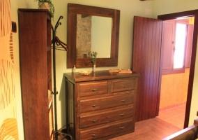 Estancias con armarios y espejos