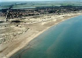 Zona de playas