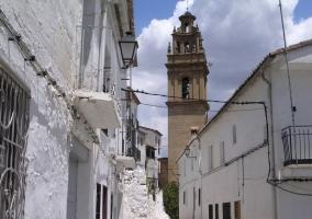 Entorno calle Buena Vista Chulilla