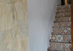 Interior escaleras