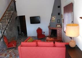 Interior salón