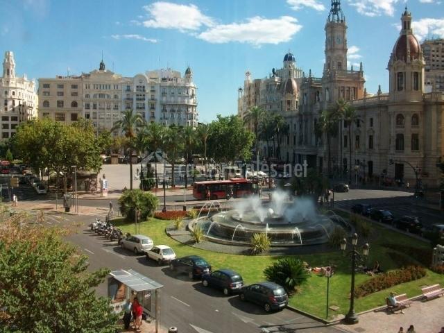Entorno Valencia
