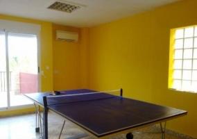 Interior ping pong