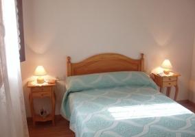 Interior dormitorio