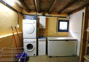 Sala de lavado