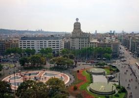Entorno Barcelona