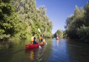 Entorno kayak