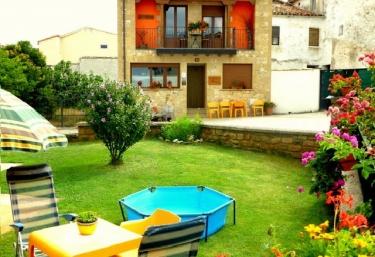 Casa Rural Belastegui - Eulz, Navarra