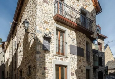 Casa Natal del Gigante de Sallent - Sallent De Gallego, Huesca