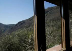 Vistas desde las ventanas