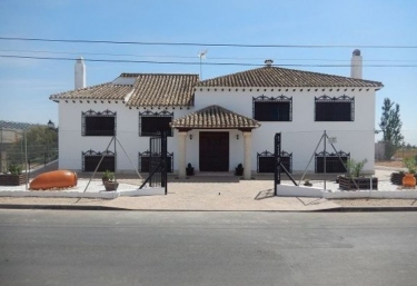 La Casa de Elena - Miguel Esteban, Toledo