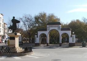 Entorno parque municipal