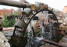 Entorno Parque Noria