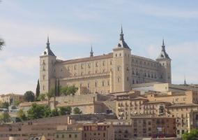 Entorno Alcázar de Toledo