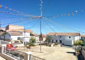 Entorno plaza de Noez