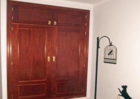 Interior habitación doble