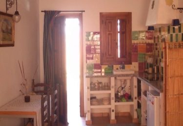 Cortijo Rural La Hierbaluisa - Albaricoques, Almería