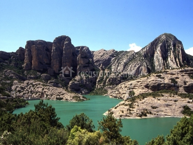 Parque Natural de Canones y Sierra de Guara