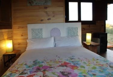 Cabaña Aire- Dormir en los Árboles - Villasbuenas De Gata, Cáceres