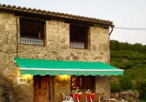 Mi Valle Rural- Casa Luna Roja