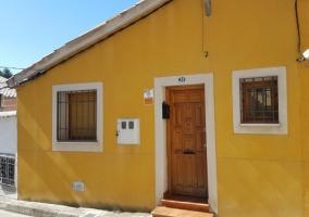 Casa Azafranes