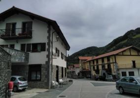 Calle principal de Areso