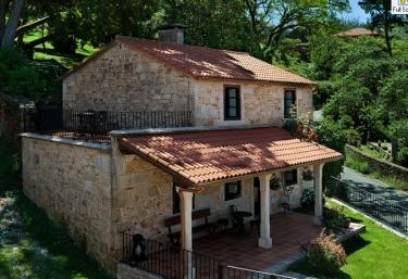 Casa Axouxere - Laxe, A Coruña