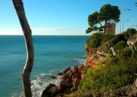 Zonas de costa con naturaleza